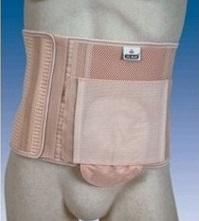 Ceinture abdominale pour stomisés sans orifice